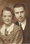 My maternal grandmother Esther and grandfather Jerome. The Qualleys. The farmsteaders, the survivors. The strength that filled my sails all the days of my life.